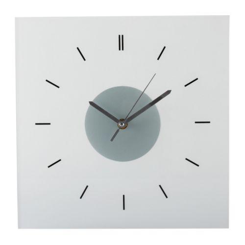 Skoj horloge murale ikea for Ikea horloge