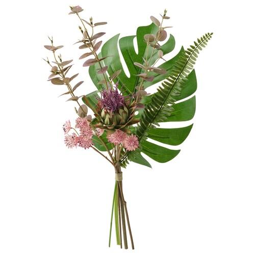 """SMYCKA bouquet artificiel trèfle 20 """""""