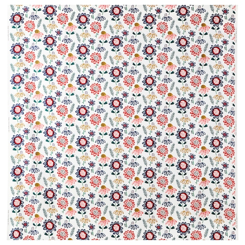 """SOMMARASTER tissu au mètre blanc/multicolore 0.75 oz/sq ft 59 """" 16.15 pied carré"""