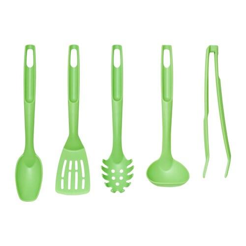 Speciell ustensiles de cuisine 5 pi ces ikea - Ustensile de cuisine ikea ...