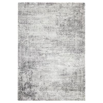 "STANGERUM Tapis à poils longs, gris, 5 ' 7 ""x7 ' 10 """