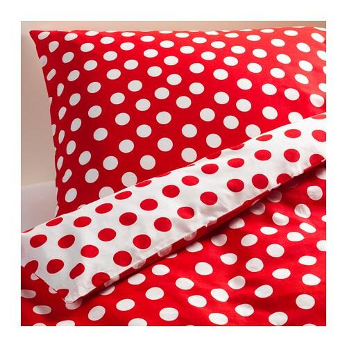 stenkl ver housse de couette et taie s une place ikea. Black Bedroom Furniture Sets. Home Design Ideas
