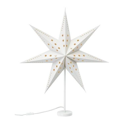 Str la lampe de table ikea - Lampe en papier ikea ...