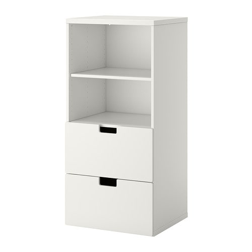 stuva meuble de rangement blanc blanc ikea. Black Bedroom Furniture Sets. Home Design Ideas