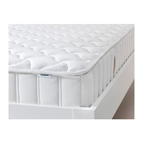 sultan hogla matelas ressorts tr s grand deux places ikea. Black Bedroom Furniture Sets. Home Design Ideas