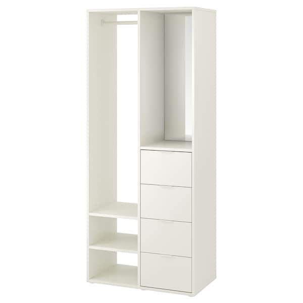 IKEA SUNDLANDET Penderie ouverte