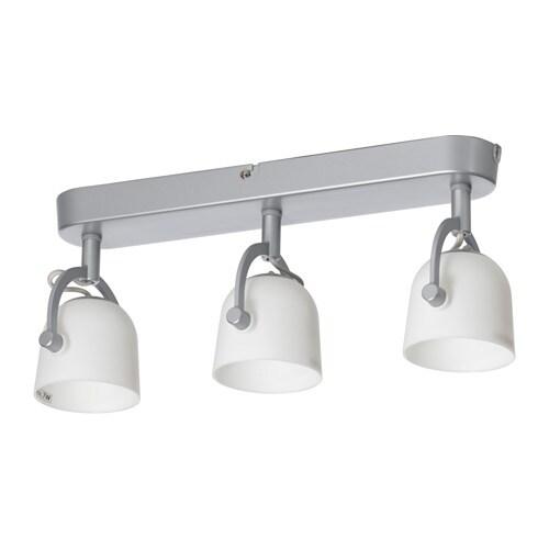svirvel rail plafond 3 spots ikea. Black Bedroom Furniture Sets. Home Design Ideas