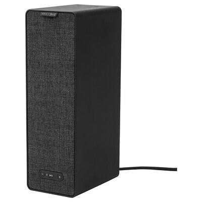 SYMFONISK Haut-parleur étagère wifi, noir
