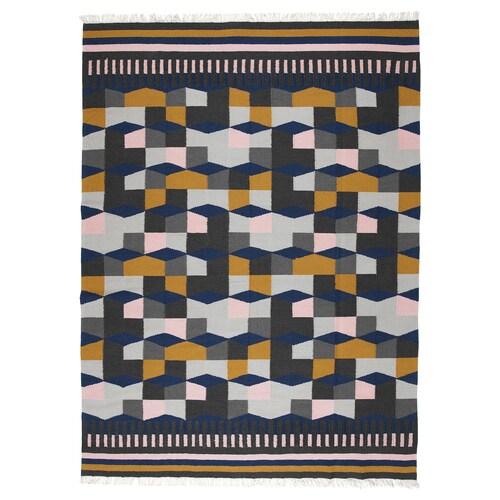 """TÅRBÄK tapis tissé plat fait main/multicolore 7 ' 10 """" 5 ' 7 """" ¼ """" 43.92 pied carré 4.59 oz/sq ft"""