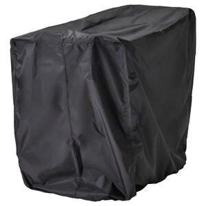 TOSTERÖ Housse pour mobilier d\'extérieur, noir