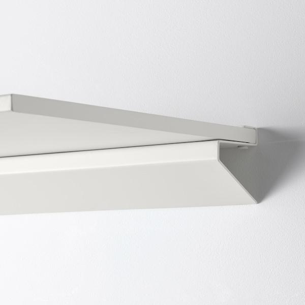 """TROXHULT Étagère murale, blanc, 43 1/4x12 5/8 """""""