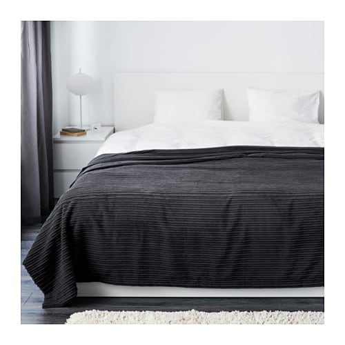 tusensk na couvre lit grand deux places tg deux places ikea. Black Bedroom Furniture Sets. Home Design Ideas
