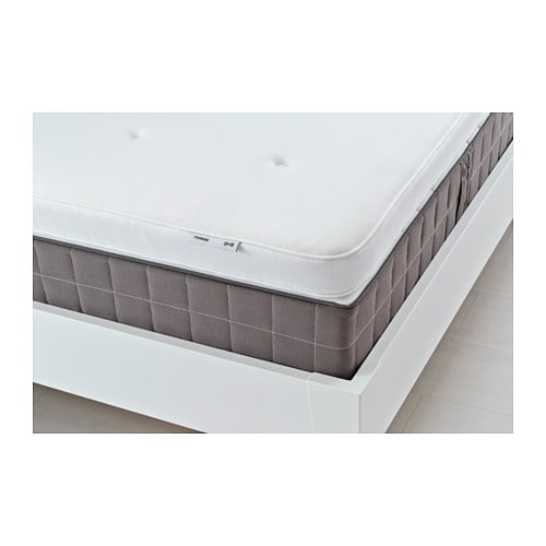 tvinde surmatelas deux places ikea. Black Bedroom Furniture Sets. Home Design Ideas