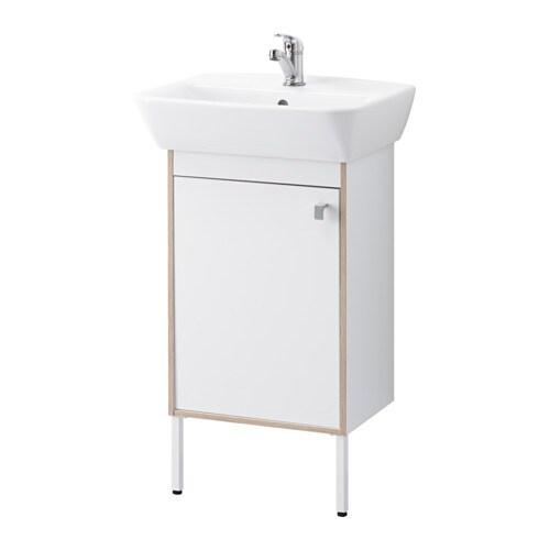 Tyngen meuble lavabo 1 porte ikea for Meuble porte plante ikea