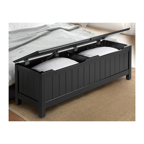 undredal banc coffre ikea. Black Bedroom Furniture Sets. Home Design Ideas