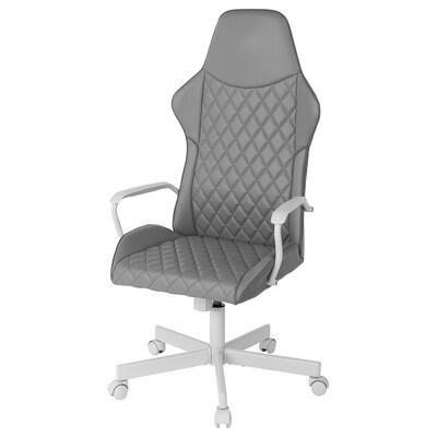 UTESPELARE Chaise de jeux, Bomstad gris