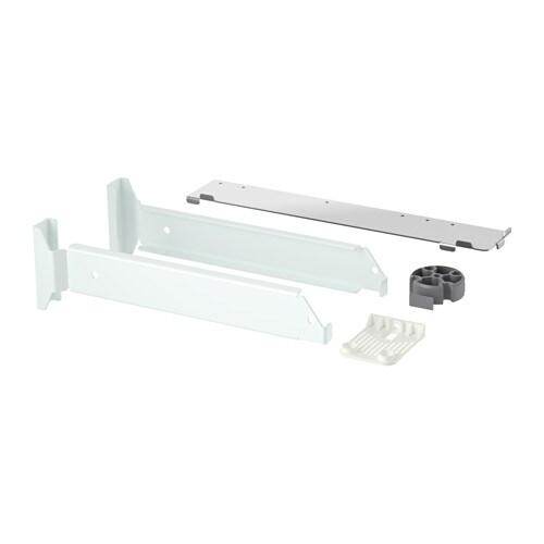 Utrusta fixation montage tir sur pte ikea for Ikea schiebegardinen montage