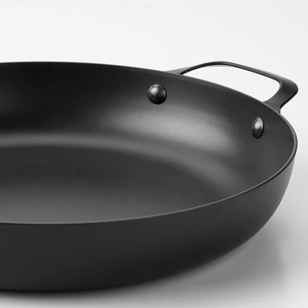 """VARDAGEN Poêle, acier au carbone, 11 """""""