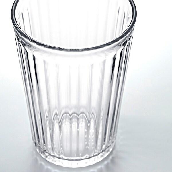 VARDAGEN Verre, verre clair, 10 oz