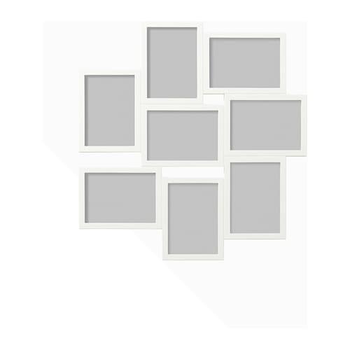 v xbo cadre pour 8 photos ikea. Black Bedroom Furniture Sets. Home Design Ideas