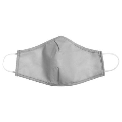 VETSKAP Masque réutilisable, gris clair