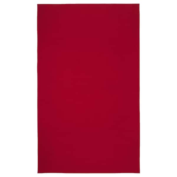 VINTER 2020 Nappe, rouge, 57x94 ""