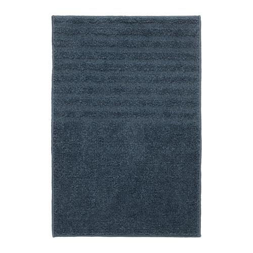 Voxsj n tapis de bain ikea - Tapis bleu ikea ...