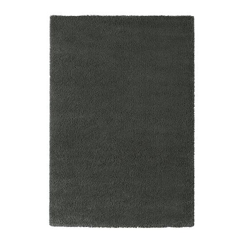 Adum Teppich Langflor 133x195 Cm Ikea