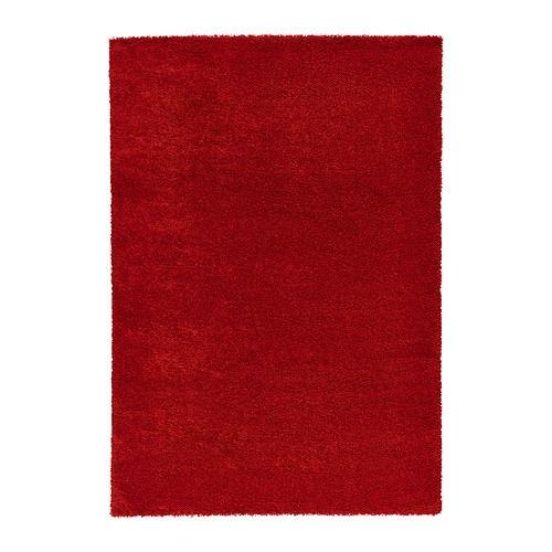 [FSZug] Ikea ÅDUM High pile rug, red, 170x240cm  English