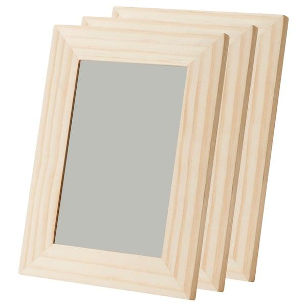 ALBRUNNA Rahmen, Kiefer, 10x15 cm