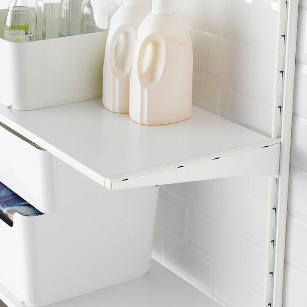 ALGOT Wandschiene/Böden - weiß - IKEA Schweiz
