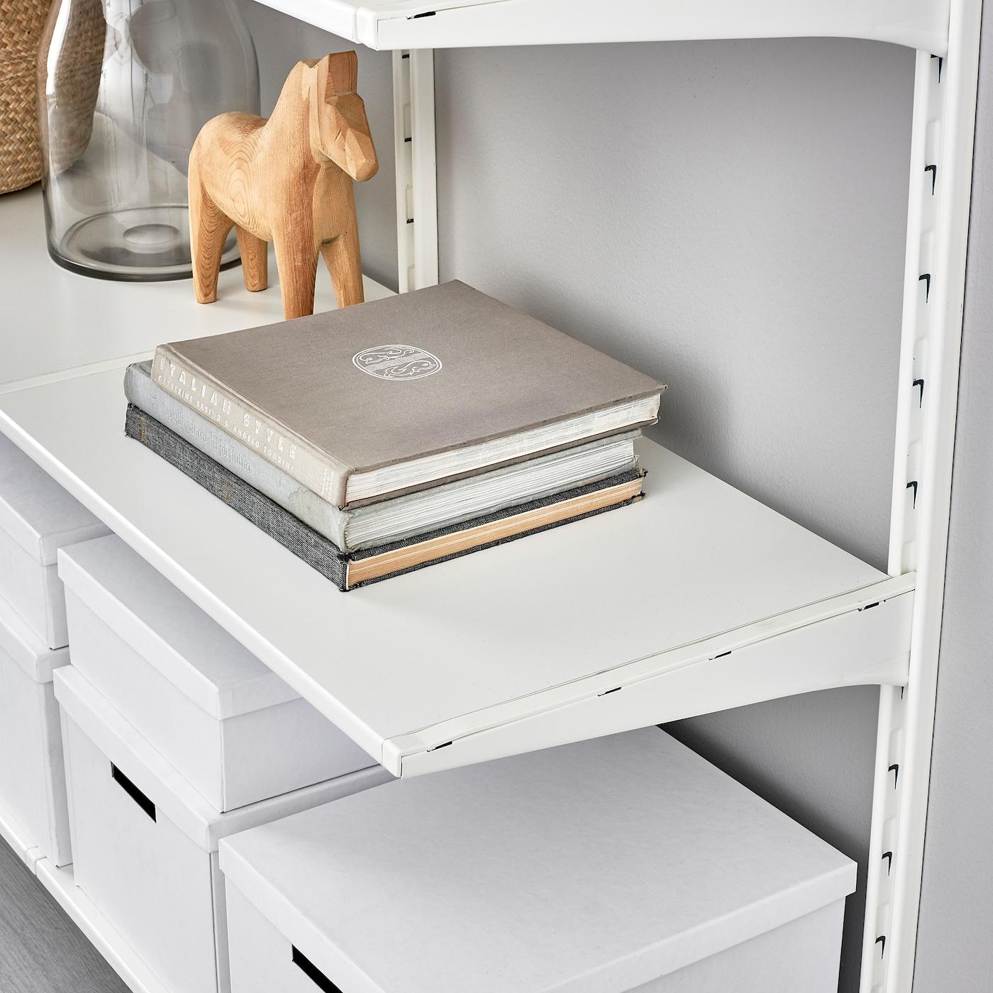 Algot Wandschiene Boden Weiss Ikea Schweiz