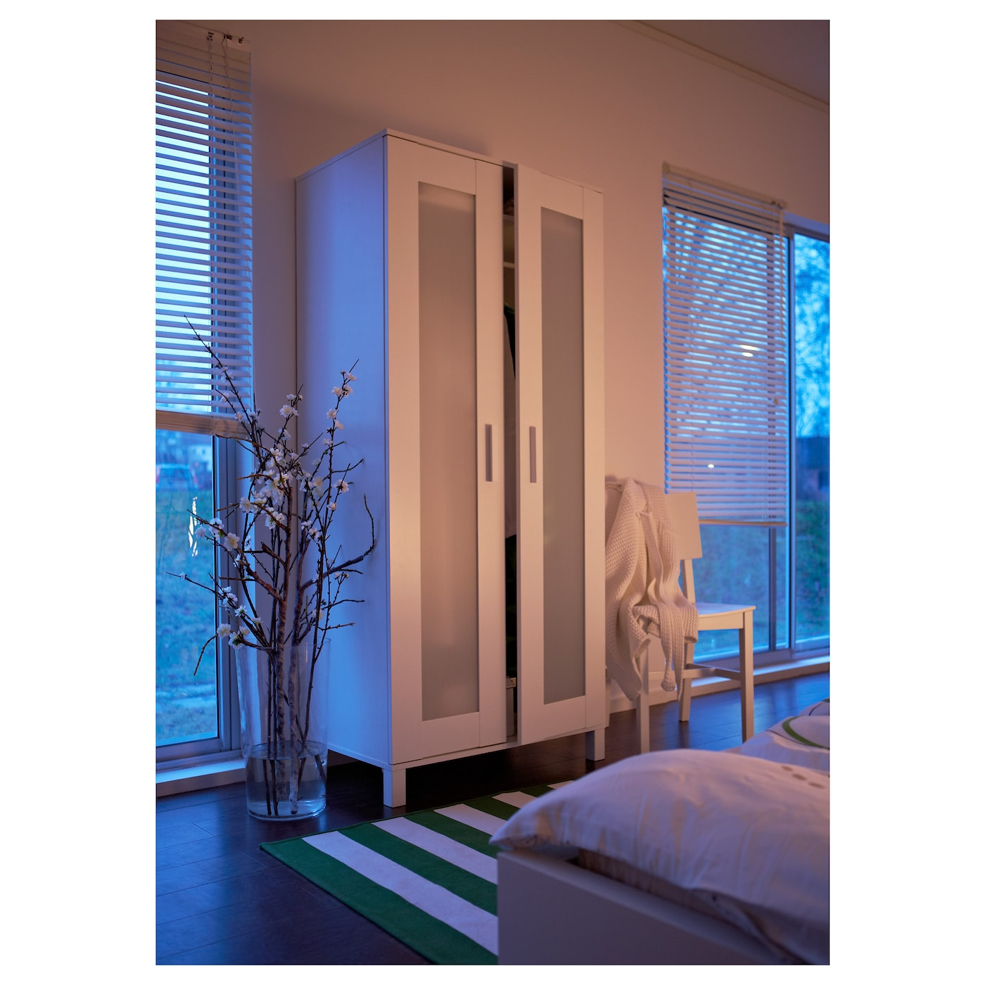 Wonderbaarlijk ANEBODA Kleiderschrank - IKEA SS-13