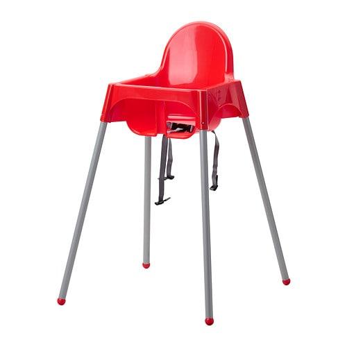 Ikea Hochstuhl Antilop Preis ~ ANTILOP Kinderstuhl mit Sitzgurt Leicht zu demontieren und mitzunehmen
