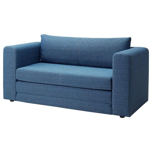 ASKEBY 2er-Bettsofa blau 149 cm 72 cm 72 cm 50 cm 38 cm 110 cm 198 cm