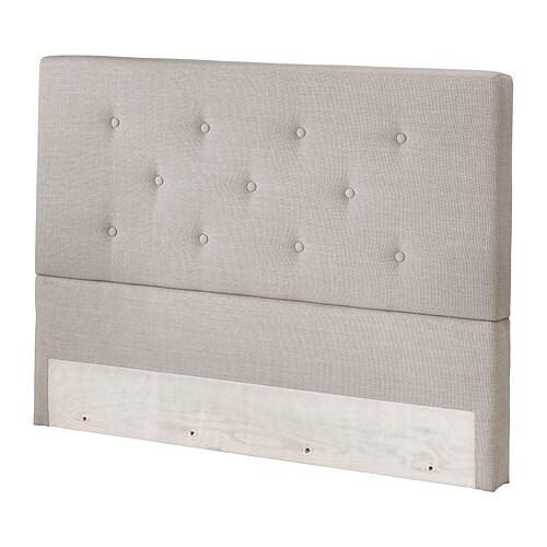 bekkestua kopfteil 180 cm ikea. Black Bedroom Furniture Sets. Home Design Ideas