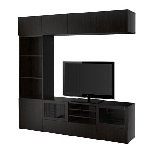 Pax Kleiderschrank Ikea Heerlen ~   Lappviken Sindvik Klarglas sbr, Schubladenschiene, Drucksystem  IKEA