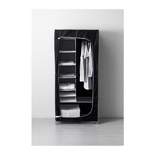 Breim Kleiderschrank Weiss Ikea