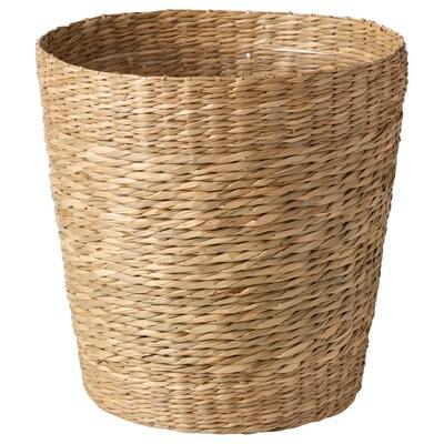 DJUNGELGURKA Übertopf, Seegras, 24 cm