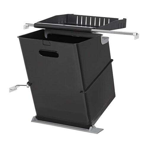 Fantastisch EBBEBO Abfalleimer Für Schränke Mit Tür   IKEA