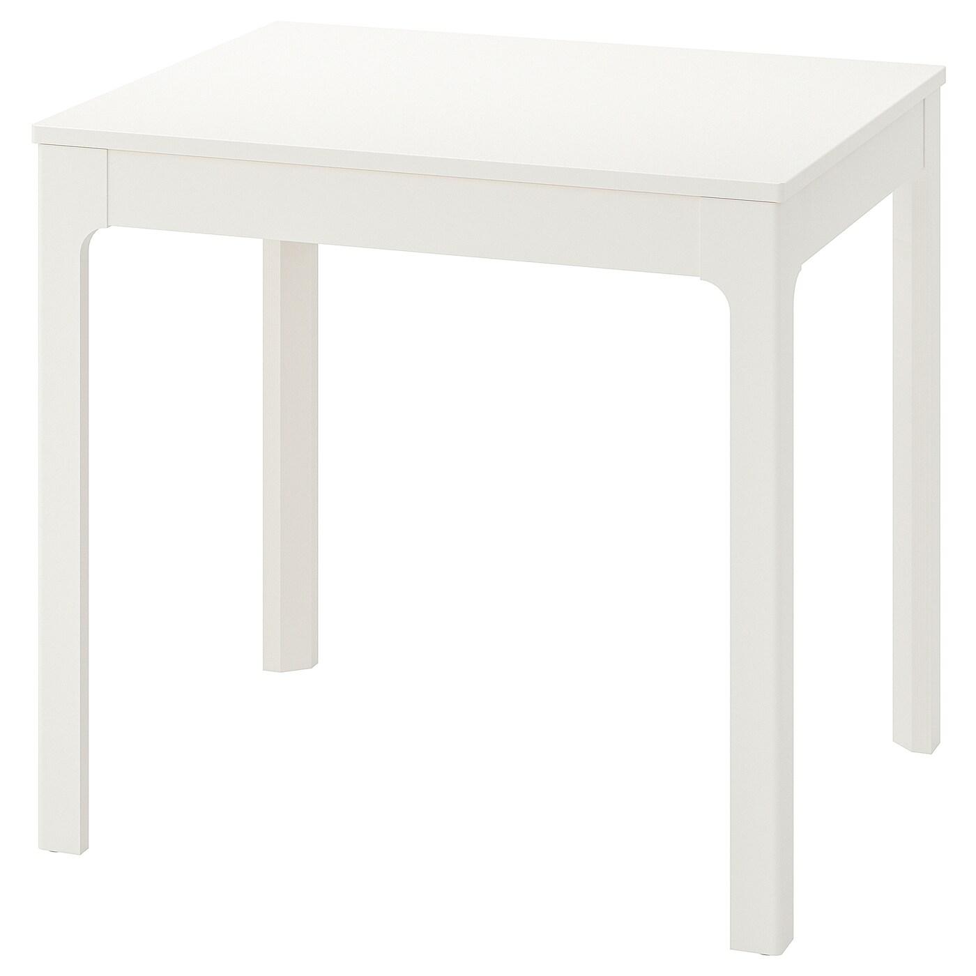 Ekedalen Ausziehtisch Weiss Ikea Schweiz