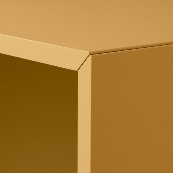 EKET Schrank, goldbraun, 35x35x35 cm