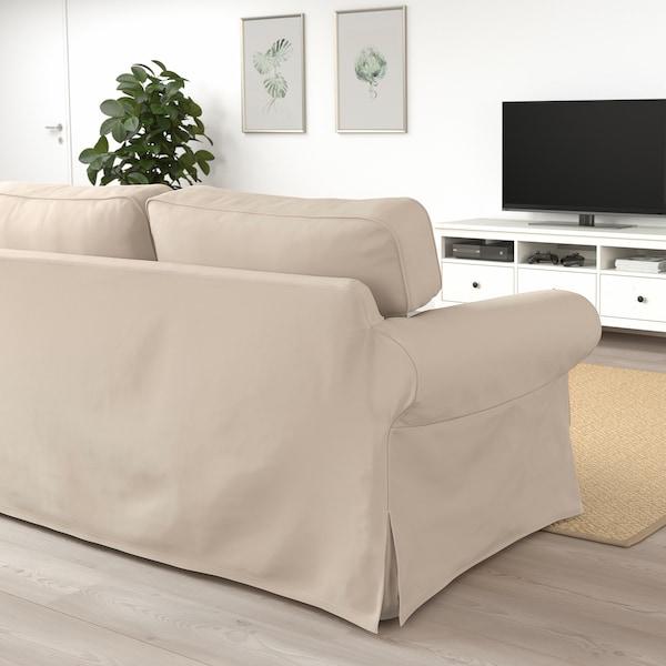 EKTORP 3er-Sofa, Hallarp beige