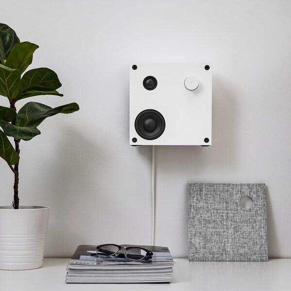 ENEBY Bluetooth-Lautsprecher weiß 20 cm 8 cm 20 cm 39 W