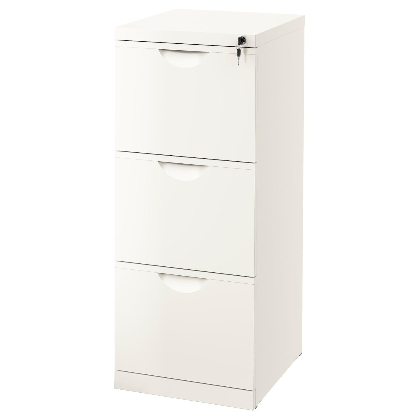 ERIK Aktenschrank - weiß - IKEA