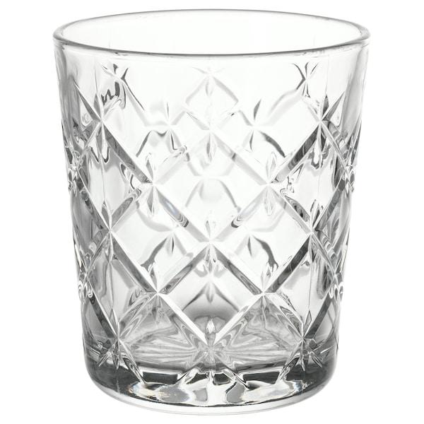 FLIMRA Glas Klarglas/gemustert 9.9 cm 28 cl