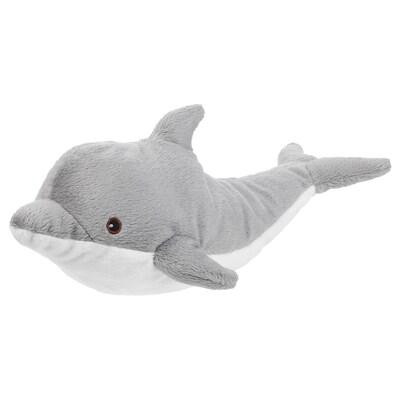 GENOMBLÖT Stofftier Delfin 30 cm