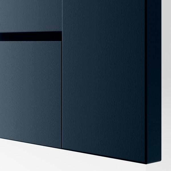 GRIMO Tür, dunkelblau, 50x195 cm
