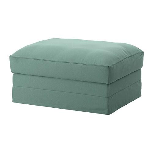 gr nlid hocker mit aufbewahrung ljungen hellgr n ikea. Black Bedroom Furniture Sets. Home Design Ideas