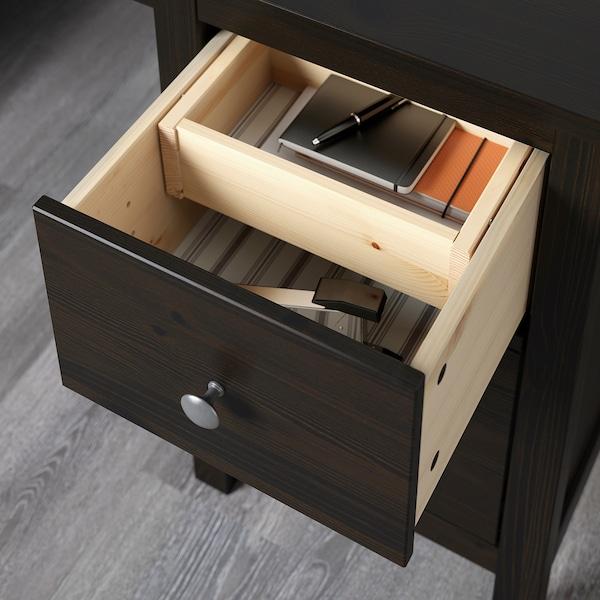 Ikea Schreibtisch Schwarzbraun 2021